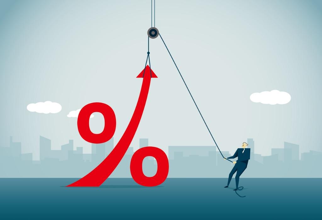 rising interst rates